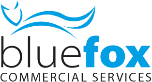 Blue Fox Commercial Services Logo